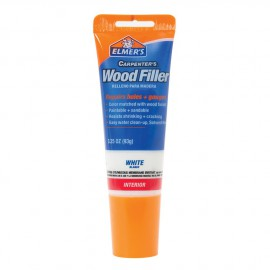 Pâte à bois carpenter's wood filler® 96 ml blanc