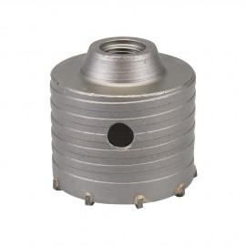 Scie trépan carbure de tungstène 76 mm
