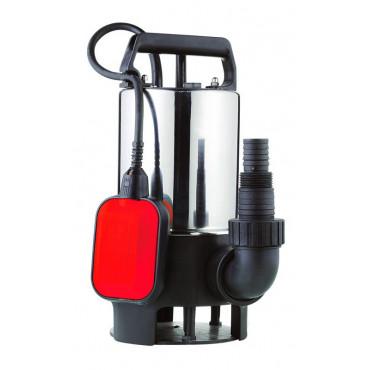 Pompe vide cave automatique eaux chargées 900w INOX - Gamme Pro