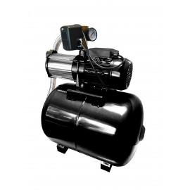 Pompe Autoamorçante multicellulaire 5 turbines INOX avec surpresseur 100l - 1350W