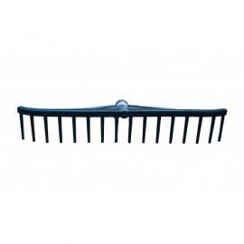 Rateau de jardin en PVC 16 dents