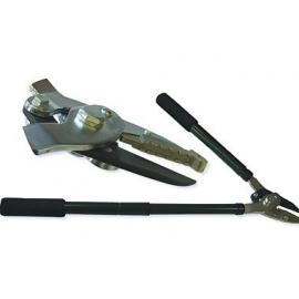 Cisaille à haie manche acier  510 mm