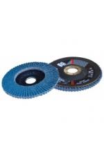 Disques a lamelles pour meuleuses - Diamètre 125 mm