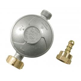 Détendeur gaz butane NF valve / filetage tétine sachet