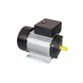 Moteur électrique monophasé 3 CV 1400 tr/min avec Interrupteur